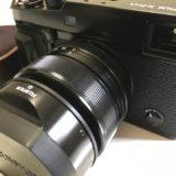 初レンズは王道の神レンズXF35mmF1.4 Rを購入!X-Pro2で使用【富士フイルム】