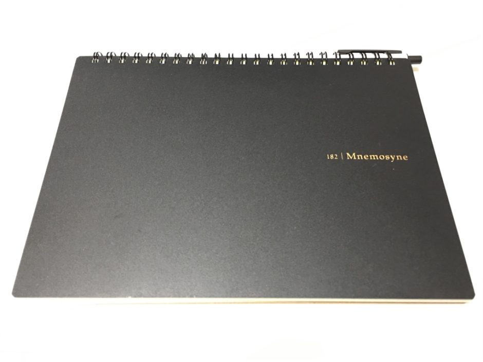 ニーモシネのノート