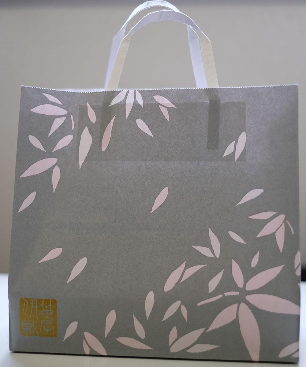 笹屋伊織の紙袋