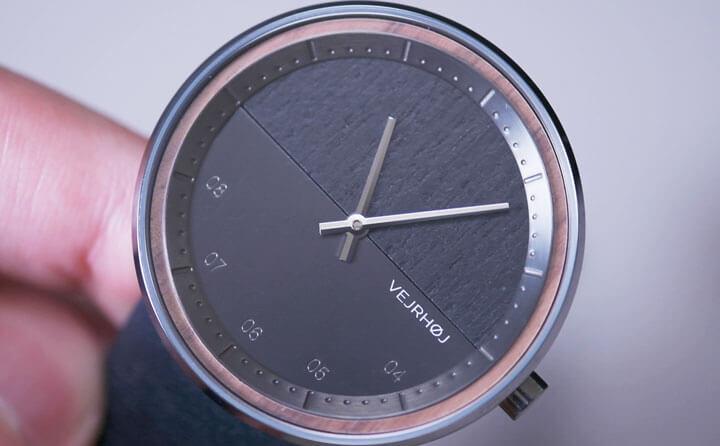 木製腕時計ヴェアホイ